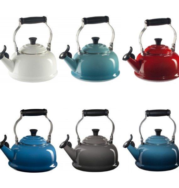 Whistling tea