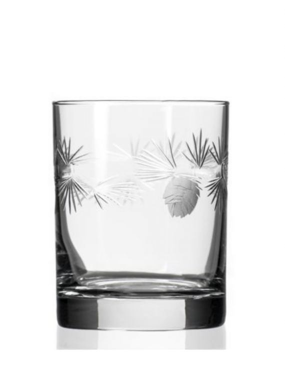 pinecone double old fashioned