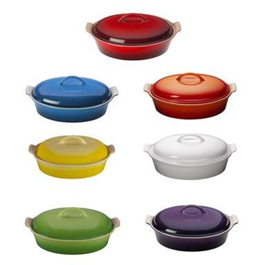 products 4 quart lidded oval casserole 150×150