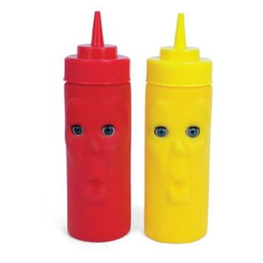 products blink ketchup and mustard bottles 150×150