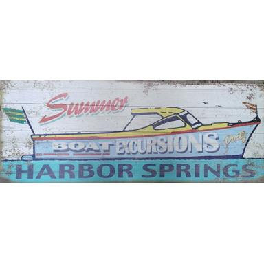 products summer boat excursions harbor springs sign 150×150