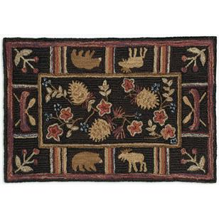 products night moose rugs 150×150