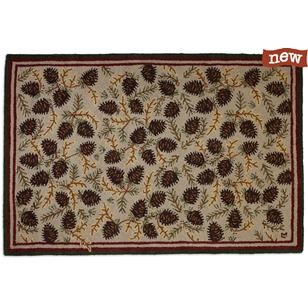 products northwood cones rugs 150×150