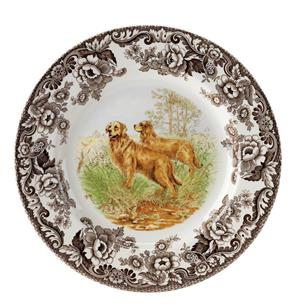 products golden retriever salad plate 150×150