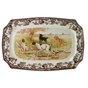 products hunting dogs 17.5 inch platter 150×150
