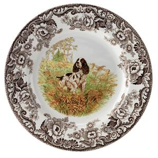 products springer spaniel salad plate 150×150