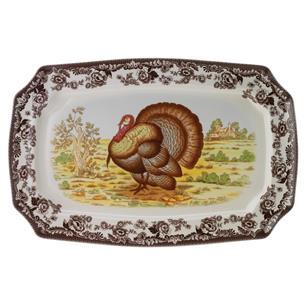 products turkey 17.5 inch rectangular platter 150×150