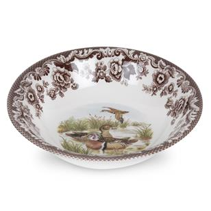 products wood duck cereal bowl 150×150