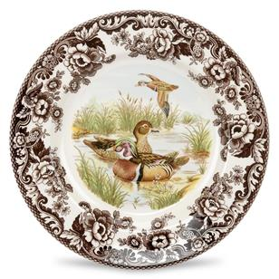 products wood duck salad plate 150×150