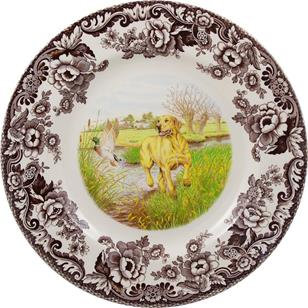 products yellow lab dinner plate 150×150