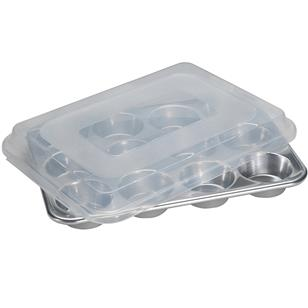 products 12 cup muffin pan with lid 150×150