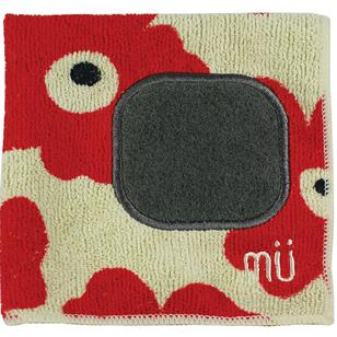 products red poppy dish cloth 150×150