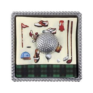 products golf ball cocktail napkin box 150×150