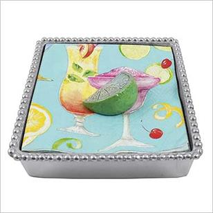 products green lime cocktail napkin box 150×150