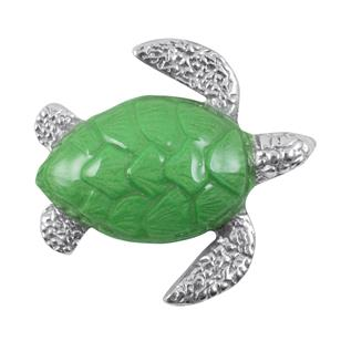 products sea turtle green napkin weight 150×150