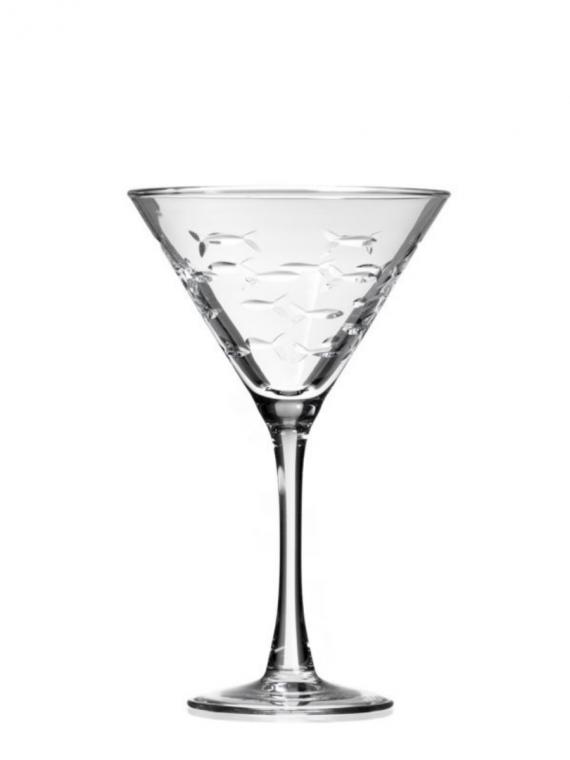 fish martini