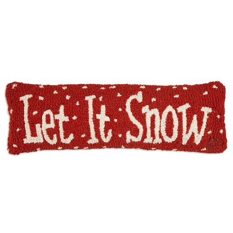 products let it snow pillow 150×150