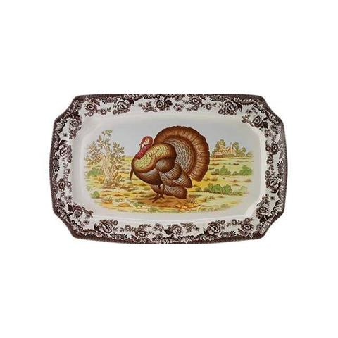 products woodland turkey platter 150×150