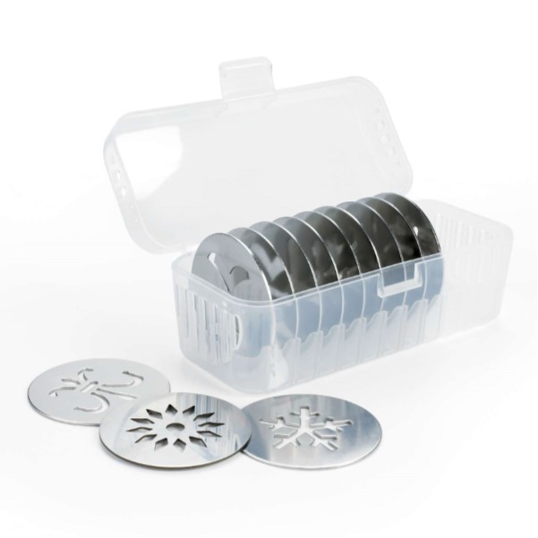 products cookie press discs