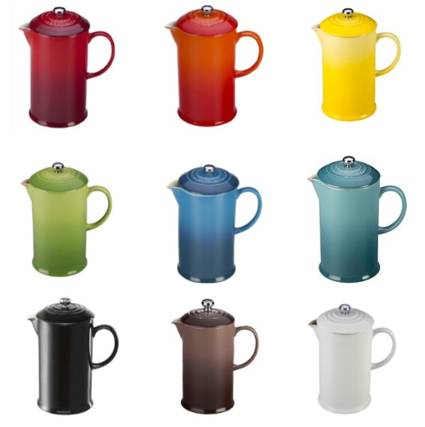 products french presses