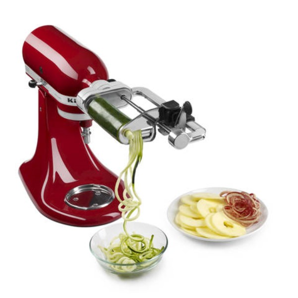 products spiralizer attachment
