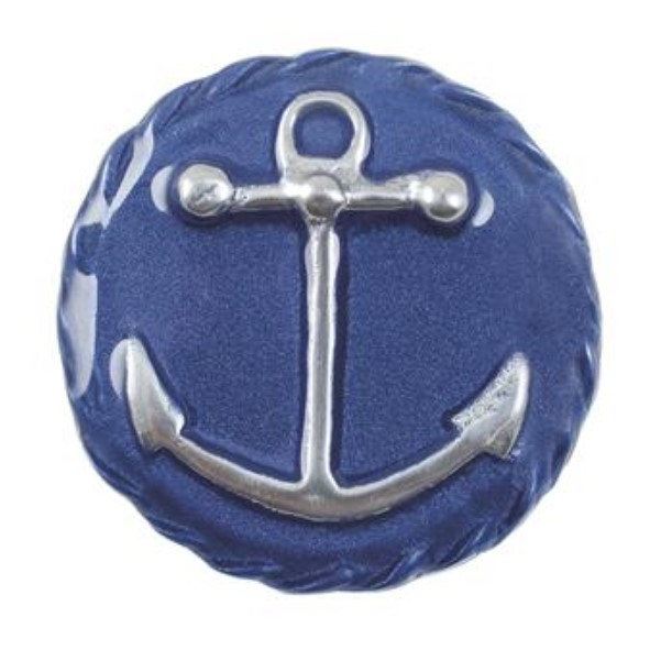 products anchor emblem napkin weight