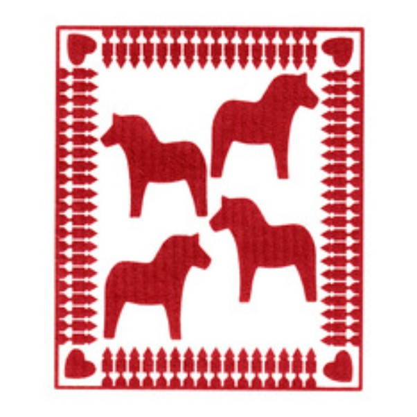 products dala horse cloth