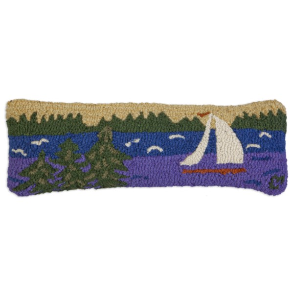 products evening lake pillow