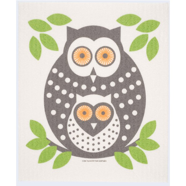 products green owl cloth