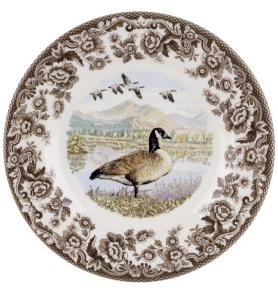 Canadian Goose Dinner