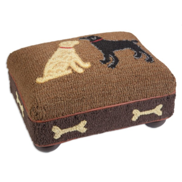 products dog bone foot stool
