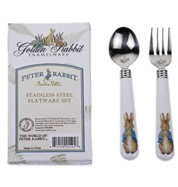 products peter rabbit fork and spoon 150×150
