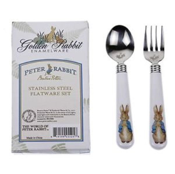 products peter rabbit fork and spoon 150x150