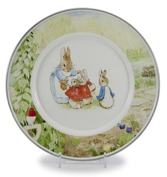 products peter rabbit plate 150×150