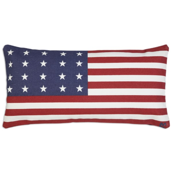 products stars stripes canvas pillow 150×150