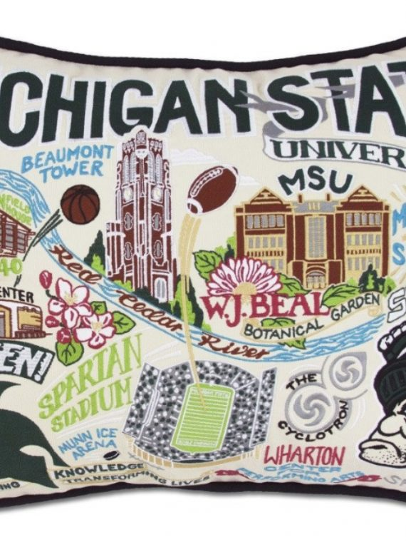 products michigan state pillow 150×150