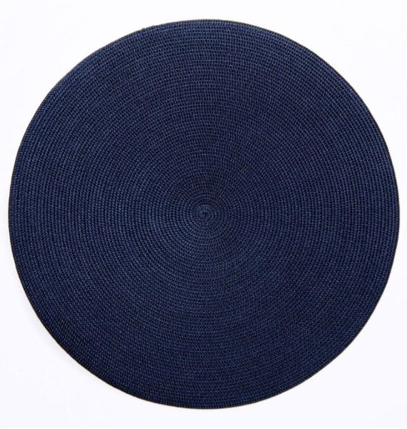 products navy weeve placemat 150×150