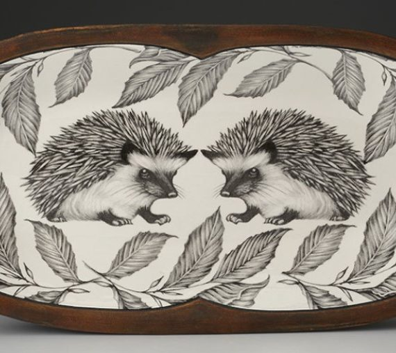 products hedgehog rectangular serving dish 150×150
