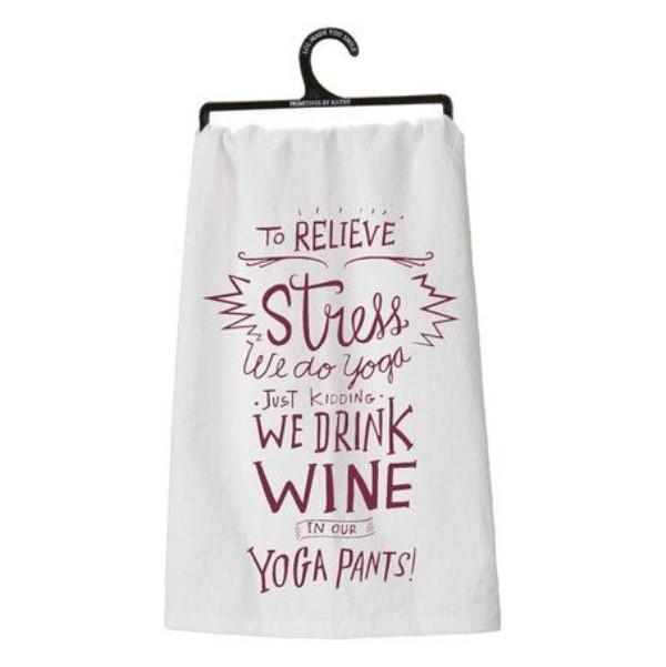 products yoga pants wine dish towel 150×150