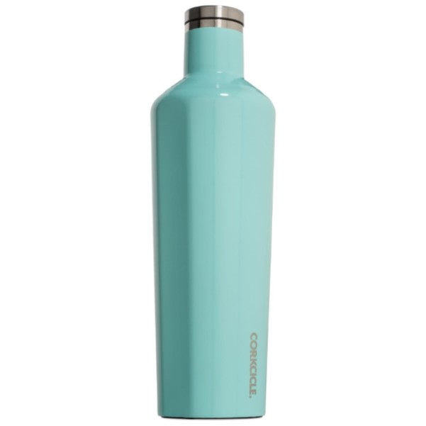 products 25 oz turquoise canteen