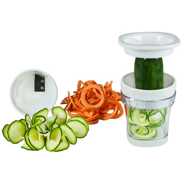 products 2 blade handheld spiralizer 150×150