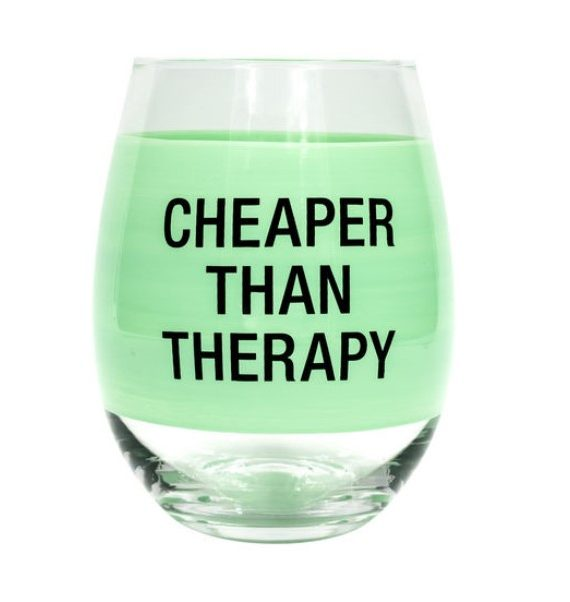 products cheaper than therapy wine glass 150×150