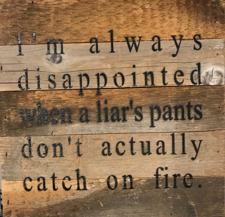 products liars pants