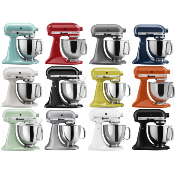 products 5 quart artisan tilt head stand mixer6 150×150