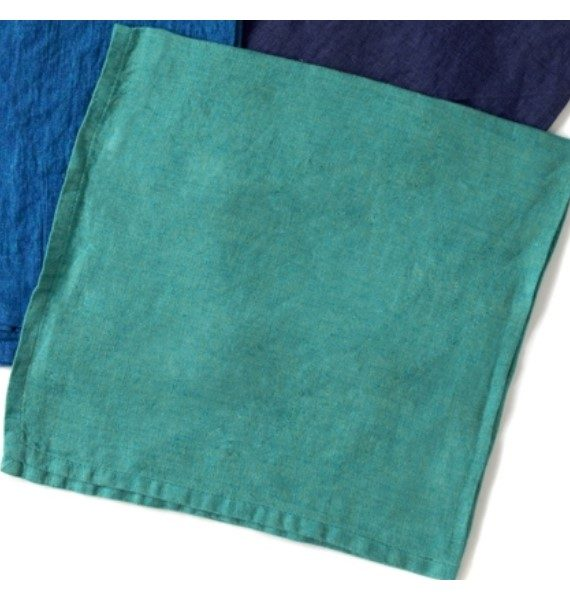 products aqua linen napkin 150×150