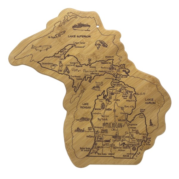 products destination michigan cutting board 150×150