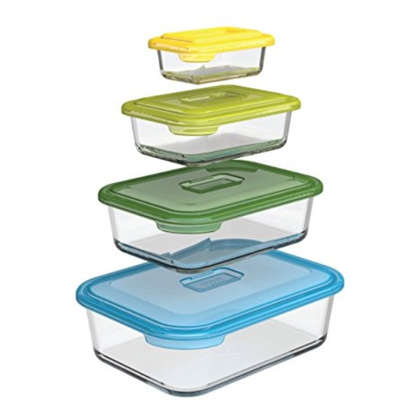 products nest glass storage
