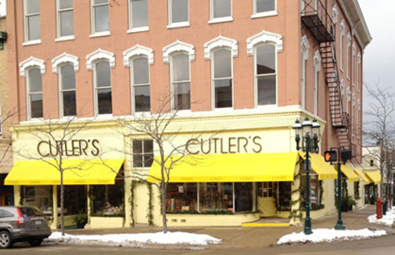 cutlers store downtown petoskey