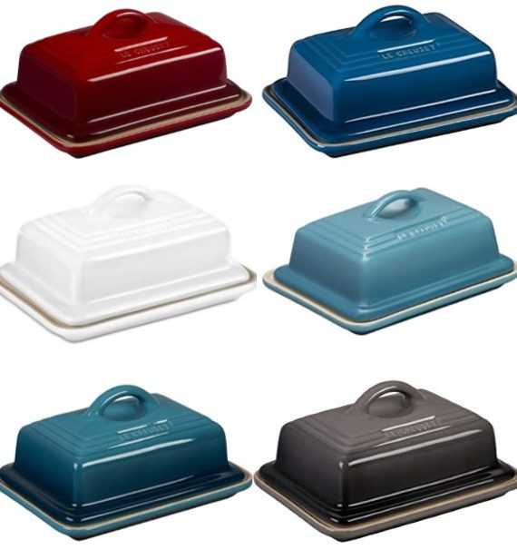Heritage Butter Dishes