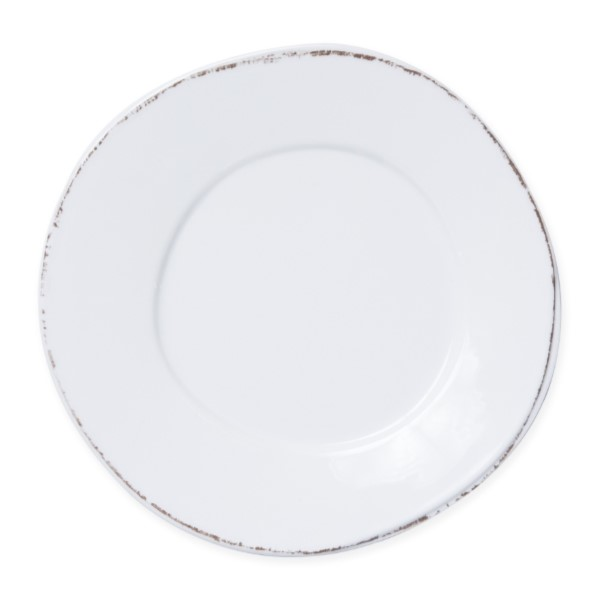 Lastra Melamine Dinner White